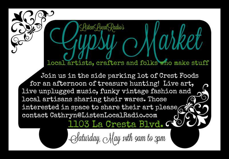 Gypsy market may