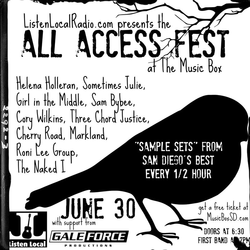 All access june