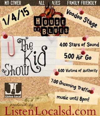 Kid show hob 1 4 15