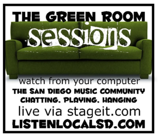 Green room sesh