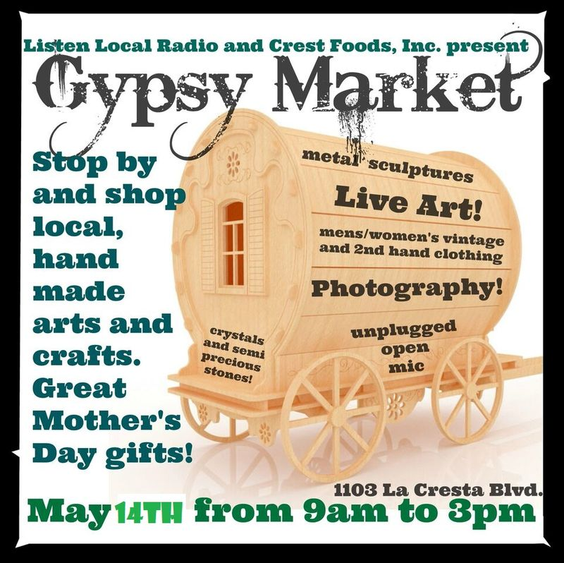 Gypsy market new