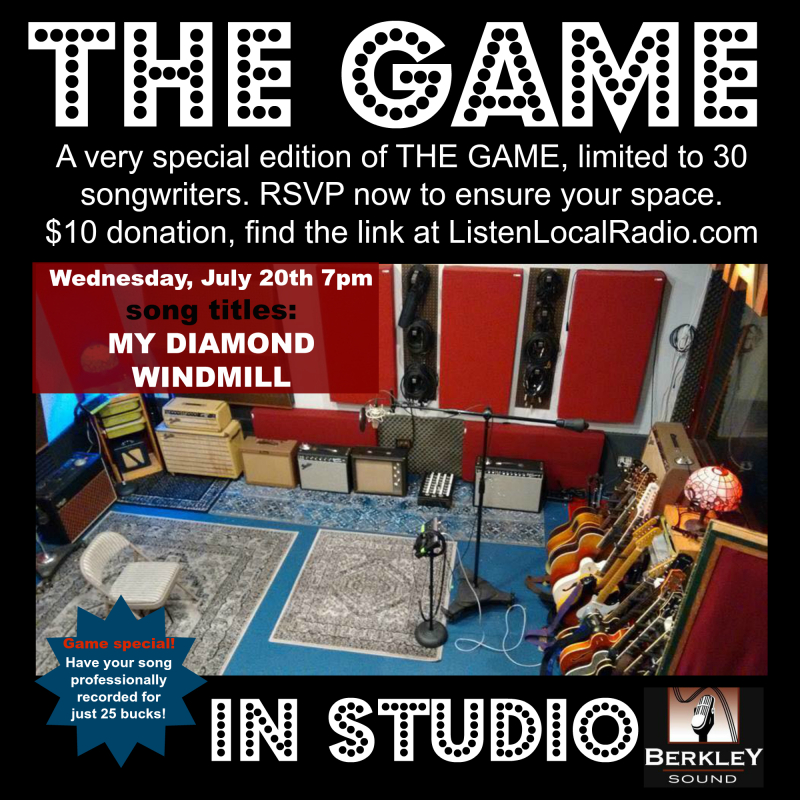 THE GAME JULY 2016